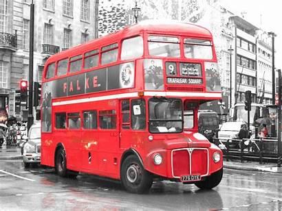 Bus London Decker Double Wallpapers Walls Somerset