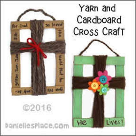 bible school craft ideas cross crafts for sunday school and children s ministry 3446