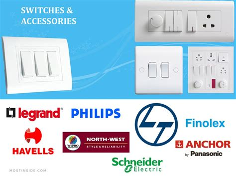 Best Brands Of Modular Switches In India
