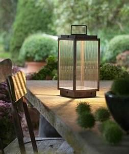Lampe De Table Exterieur : vraiment beau luminaires appliques lanternes balises ~ Teatrodelosmanantiales.com Idées de Décoration