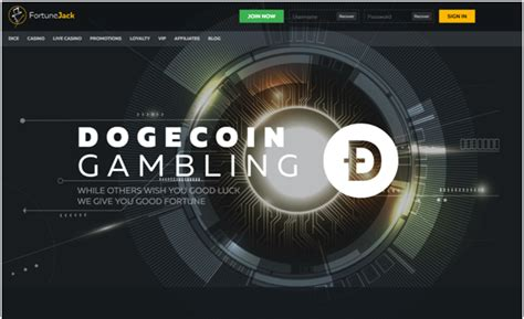 dogecoin  casinos    play real