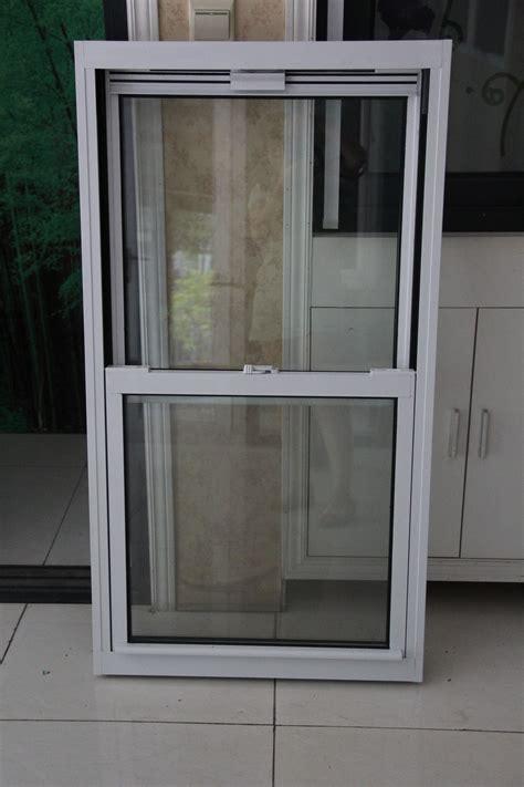 buy aluminum alloy themal break double hung window american sash window pricesizeweightmodel