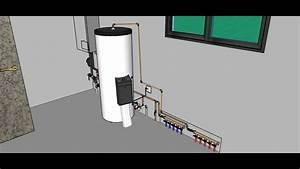 Comment Détartrer Un Chauffe Eau : chauffe eau thermodynamique branchement et fonctionnement youtube ~ Melissatoandfro.com Idées de Décoration