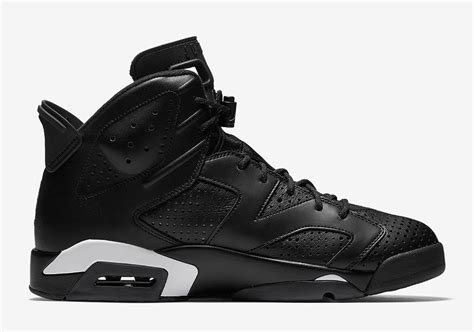 Air Jordan 6 Black Cat Where To Buy