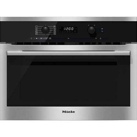 Miele Combi Dfgarer by Miele H6100bm Combi Microwave Oven