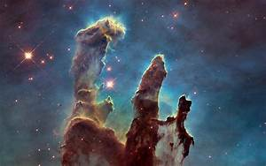 NASA Releases High-Definition View of 'Pillars of Creation ...