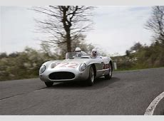 MercedesBenz To Honor Sir Stirling Moss At Pebble Beach