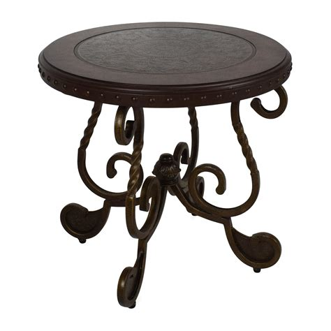 ashley furniture round table round end table torrin round end table vennilux round