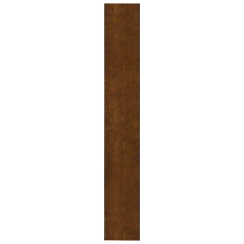 Cabinet Filler Home Depot by Hton Bay 6x36x0 75 In Cabinet Filler In Cognac