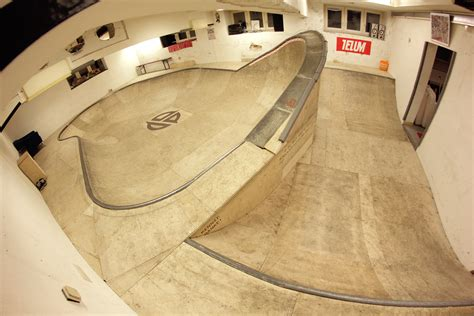 telum basement bowl  miniramp stuttgart germany