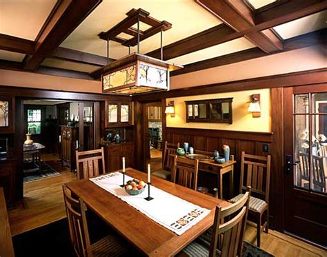 American Craftsman Style Houses