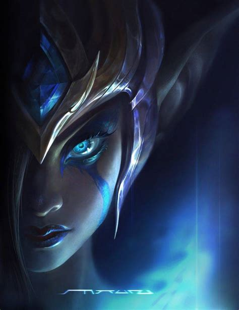 Anime League Of Legends Wallpaper - artwork anime elise league of legends wallpapers