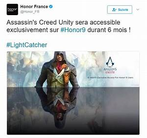 Europe's Honor 9 Comes With Assassin's Creed Unity ...