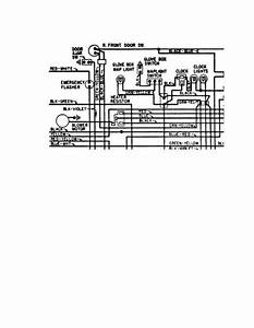 Ford Mustang Mach 1 Grande 1970 Wiring Diagram Schematic B