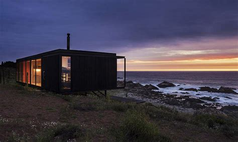 remote house remote house is a sustainable modular home that can be anchored anywhere in the world