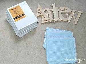 diy wall letters for nursery diy do it your self With how to make wall letters for nursery