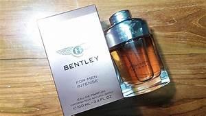 Bentley For Men Intense Fragrance Review