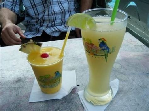 Boat Drinks by Boat Drinks Picture Of Jimmy Buffett S Margaritaville