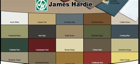 hardiplank colors hardiplank siding all colors images