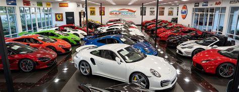 Exotic Car Dealership Tour (toy Barn)