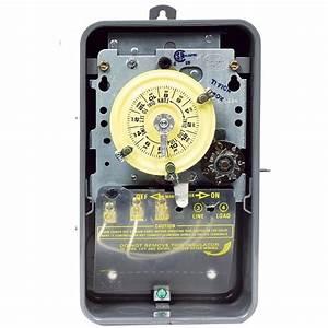 Intermatic T170 Series 40 Amp 24