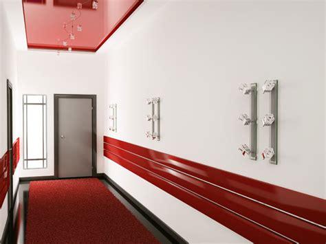Flur Gestalten Wände Streifen by Wandgestaltungideen F 252 R Den Flur Wandgestaltung