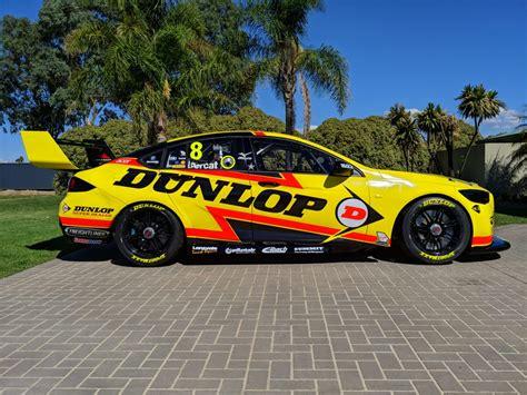dunlop colours return percat holden speedcafe