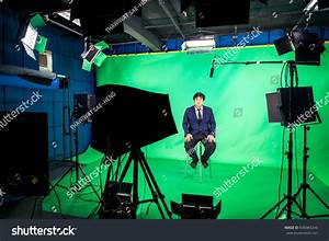 Behind Scenes Tv Movie Video Film Stock Photo 636083246 ...