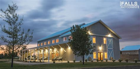 open floor plans homes blue barn and garden photos ceremony reception