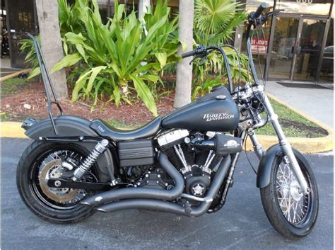 2012 Harley-davidson Dyna Street Bob For Sale On 2040-motos