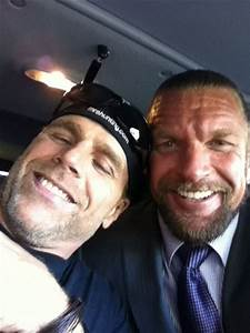 Shawn Michaels images Shawn Michaels and Triple H ...