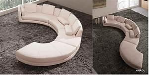 Sofa Runde Form : alle produkte zur verf gung gestellt vonfoshan anadu ~ Lateststills.com Haus und Dekorationen