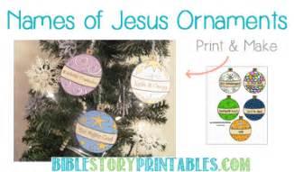 names of jesus printables