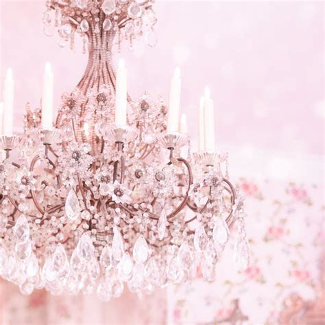 Girly Chandelier by Foxy Couture Paper Cuts All Things Pink Girly This