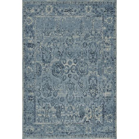 5x8 area rugs city furniture geneva dk blue 5x8 area rug