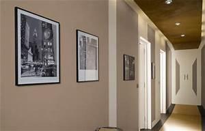 peinture couloir avec escalier peinture pour couloir With awesome quelle couleur de peinture pour un couloir sombre 2 deco entree maison cage descalier et couloir en 32 idees