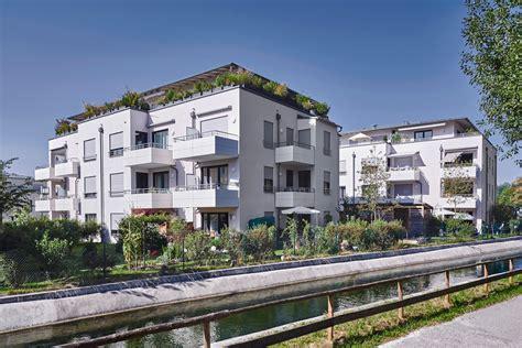 Neubau Eines Quartiers Mit 135 Wohneinheiten, Am Triftfeld