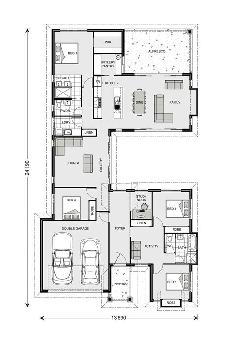 house floor plan builder mandalay 256 our designs new south wales builder gj