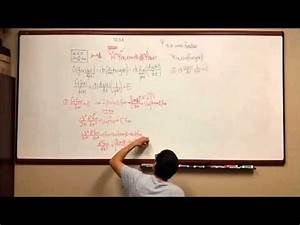 Solving the Time Dependent Schrodinger Equation - YouTube