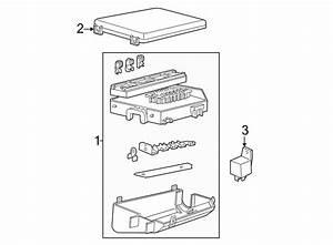 Mercury Marauder Fuse Box Cover  Engine Compartment  Fuse Box  Electrical