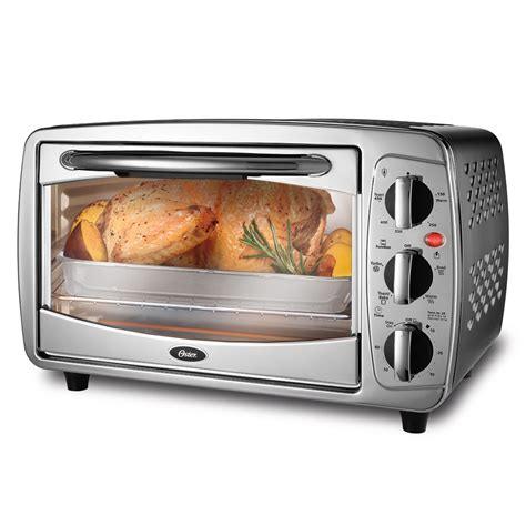 oster convection countertop oven oster 174 6 slice convection toaster oven