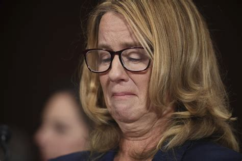 Christine Blasey Ford Recounts 'laughter' In Alleged