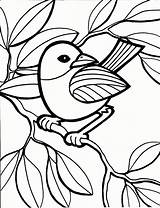 Pages Colouring Coloring Printable Adults Paint Sheet Bird Teenagers sketch template