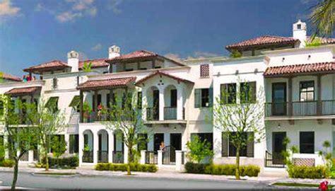 townhomes  downtown doral doral cervera real estate
