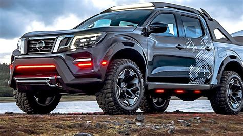 icymi  nissan navara dark sky space hunter world