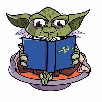 Read Reading Yoda Let Books Lets Literacy