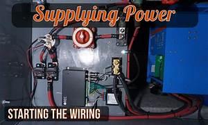 Motorhome House Battery Wiring Diagram