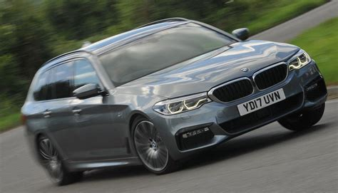 Review Bmw 5 Series Touring by Bmw 5 Series Touring Boot Space Size Seats What Car