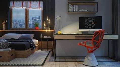 bureaux de chambre déco bureau chambre adulte
