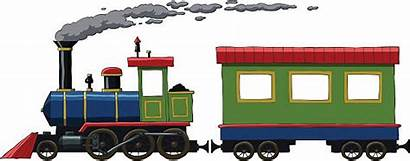Train Steam Clip Locomotive Clipart Engine Locomotief